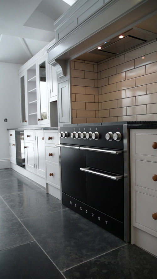 the chefs kitchen / hand made furniture
